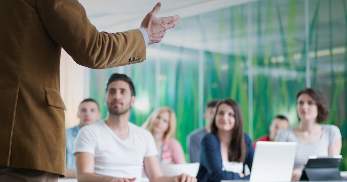 Conferencias para profesores